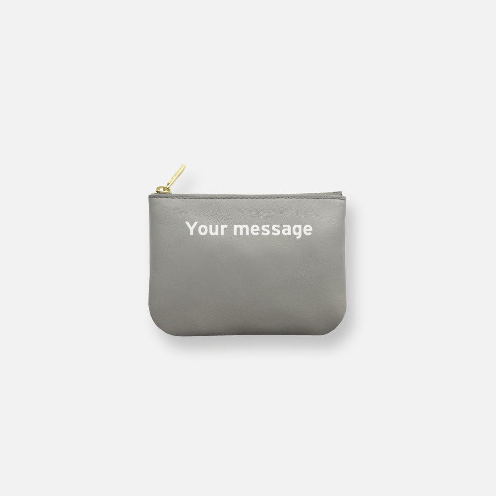 Load image into Gallery viewer, MINI MESS POUCH • BELGIAN SKY