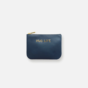 MINI MESS POUCH • COMO BLUE