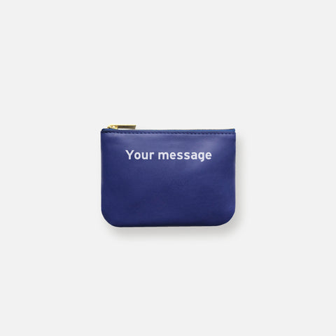 MINI MESS POUCH • ULTRA BLUE