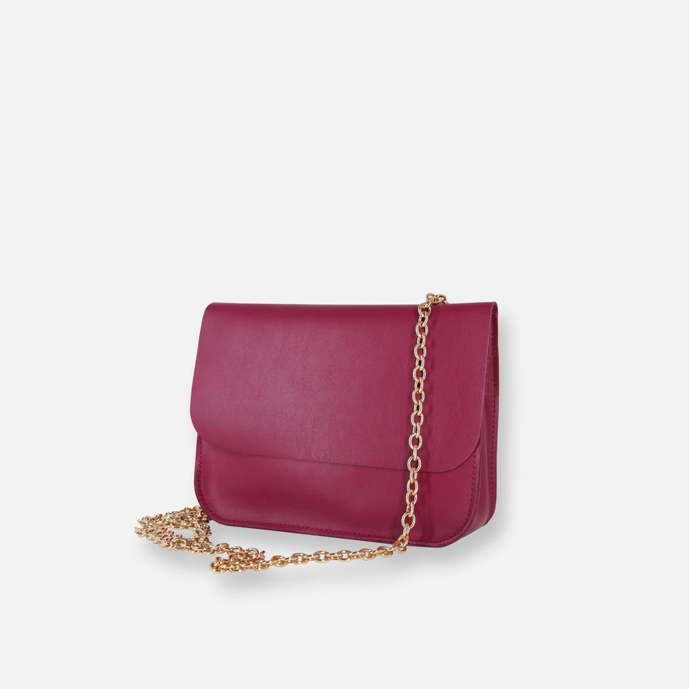 MINI TITA HANDBAG • CHOU ROUGE