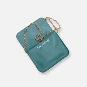 MINI TITA HANDBAG • LAKE
