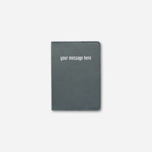 PASSPORT HOLDER • QUARTZ
