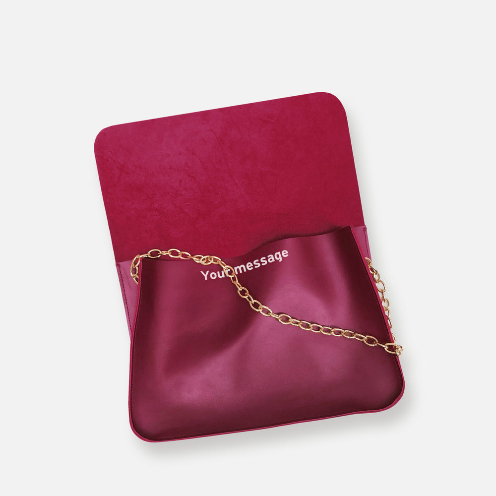 Load image into Gallery viewer, TITA HANDBAG • CHOU ROUGE
