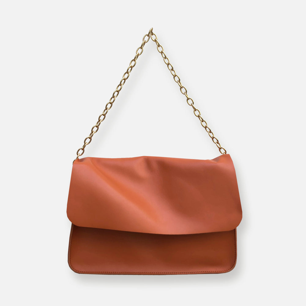 Load image into Gallery viewer, TITA HANDBAG • PUMPKIN
