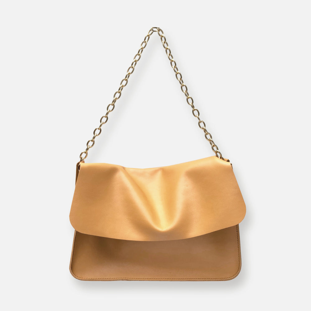 TITA HANDBAG • HONEY