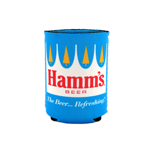 Hamm's Sky Blue Can Wrap