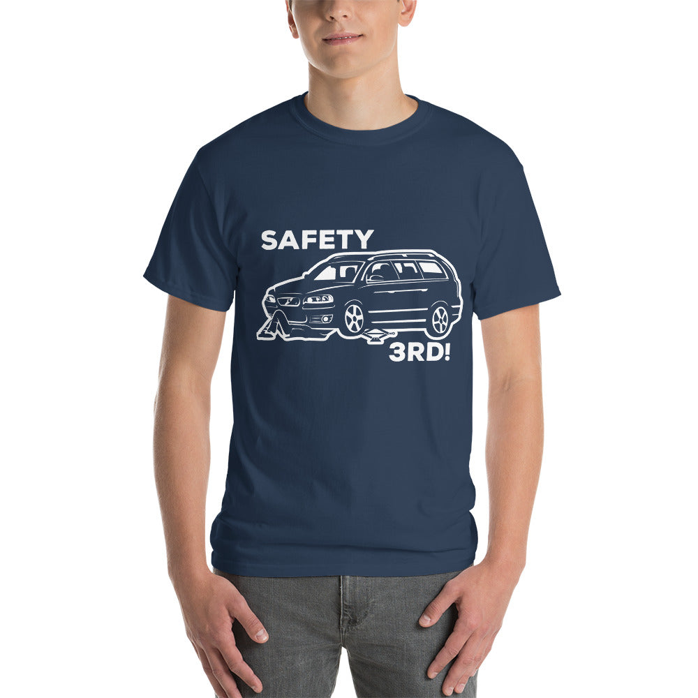 "V70R ""Safety 3rd"" Heavy T-Shirt"