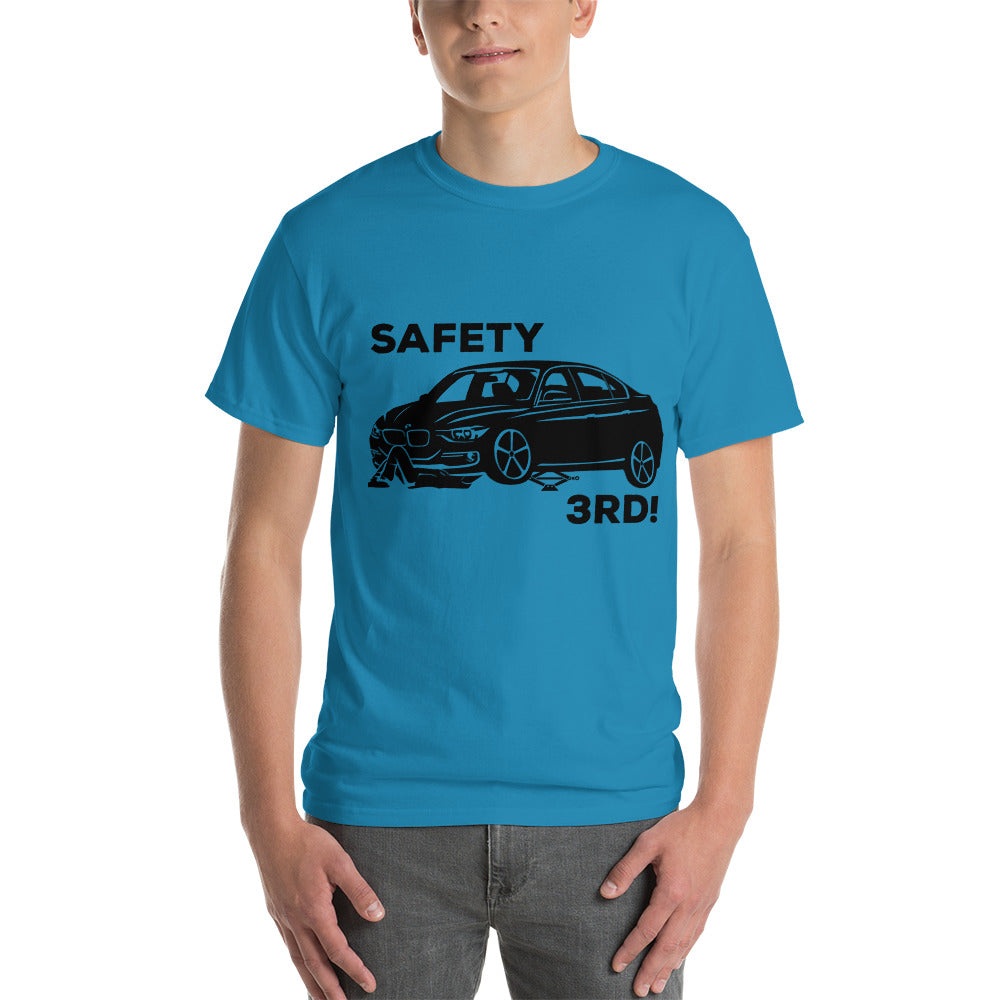 "F30 ""Safety 3rd"" Heavy T-Shirt"