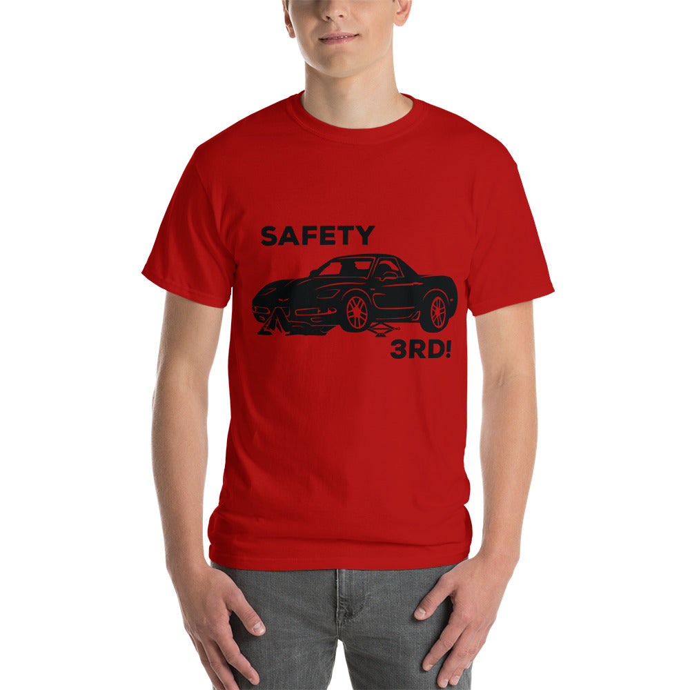 "C5 ""Safety 3rd"" Heavy T-Shirt"