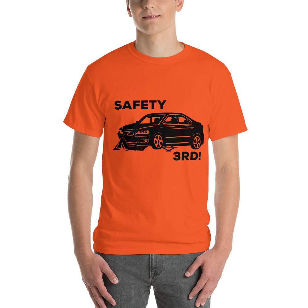 "S60R ""Safety 3rd"" Heavy T-Shirt"