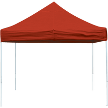 Load image into Gallery viewer, ShelterLogic 10x10 ST Pop-up Canopy, Red Cover, Black Roller Bag