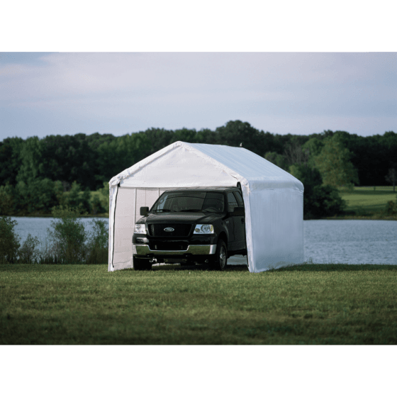 ShelterLogic 10'×20' Canopy, 1-3/8