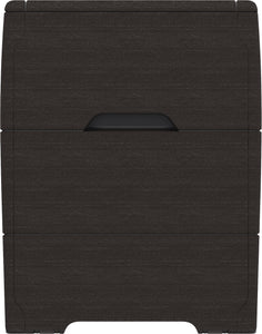 DuraMax Deck Box 71 Gallon Brown