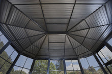 Load image into Gallery viewer, Sojag CHARLESTON #93D Solarium 12'x12' st roof