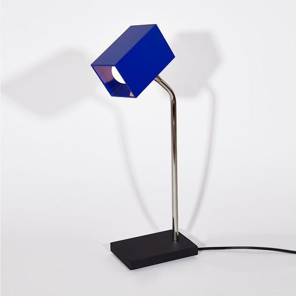 Blue Heron Table Lamp