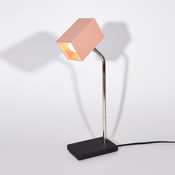 Rosy Heron Table Lamp