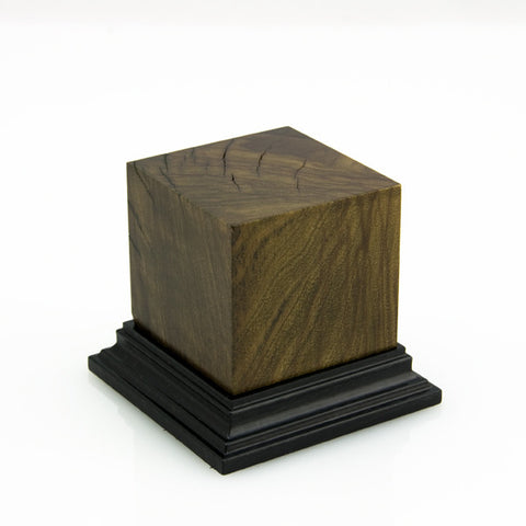 Hades - Olive wood green tint, plinth profile Gamma