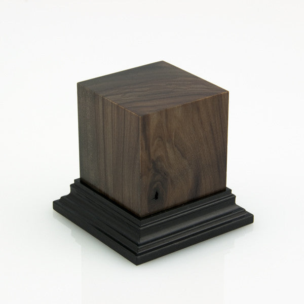 Nyx - Olive wood black tint, plinth profile Gamma