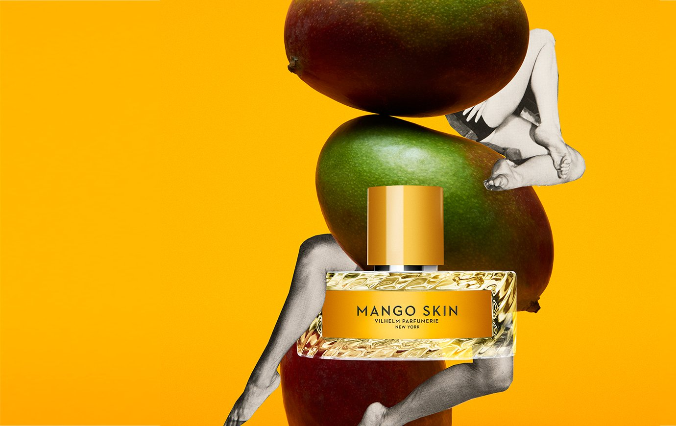 Perfume with mango smell