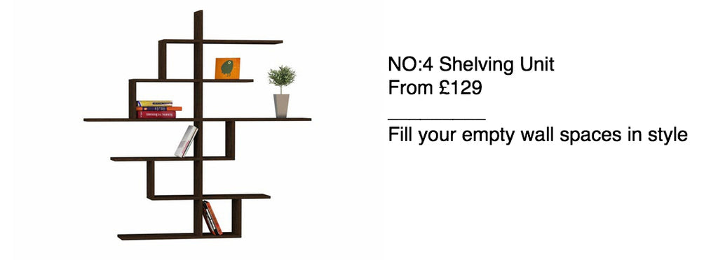 NO:4 Shelving