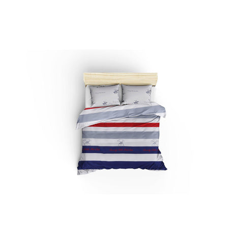 200X135 Polo Design Duvet Cover Set Stripes De Nwrg-HOME TEXTILE>DUVET COVER SETS>SINGLE-[sale]-[design]-[modern]-Modern Furniture Deals