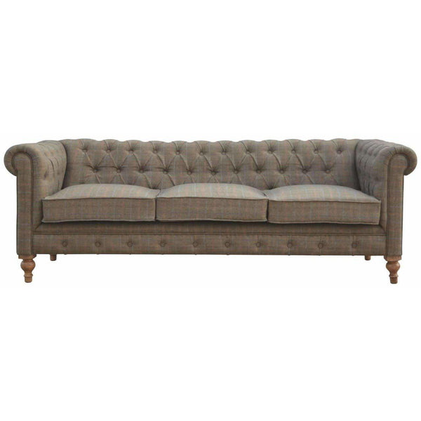 3 Seater Chesterfield Sofa-Modern Furniture Deals