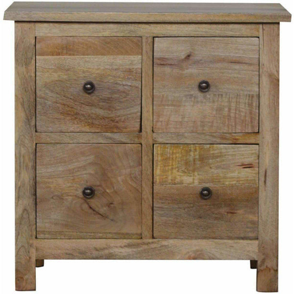 4 Drawer Cabinet-Modern Furniture Deals