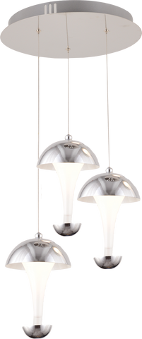 Adel 3-Light Pendant Chandalier-PENDANT LIGHT-Modern Furniture Deals