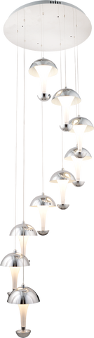 Adel 9-Light Pendant Chandalier-PENDANT LIGHT-Modern Furniture Deals
