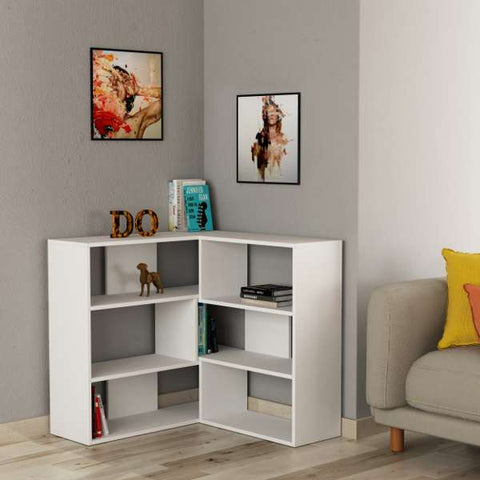 Only N.3 Corner Bookcase