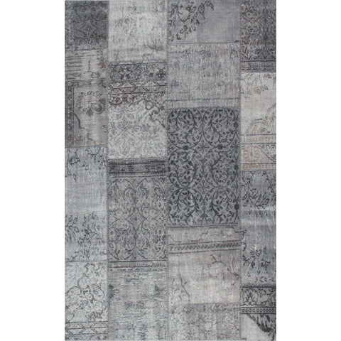 Alara Rug - Grey 75X150-Modern Furniture Deals