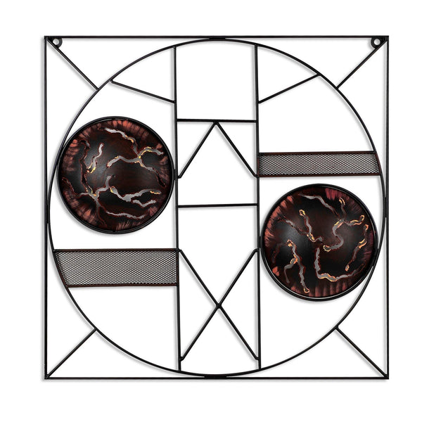 AMORUCCIO Wall Art-Metal Wall Art-[sale]-[design]-[modern]-Modern Furniture Deals