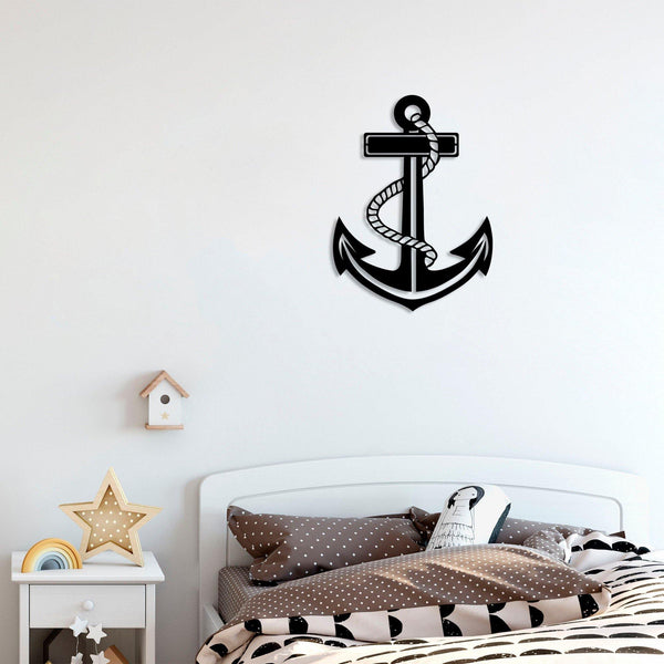 ANCHOR 3 Wall Art-Metal Wall Art-[sale]-[design]-[modern]-Modern Furniture Deals