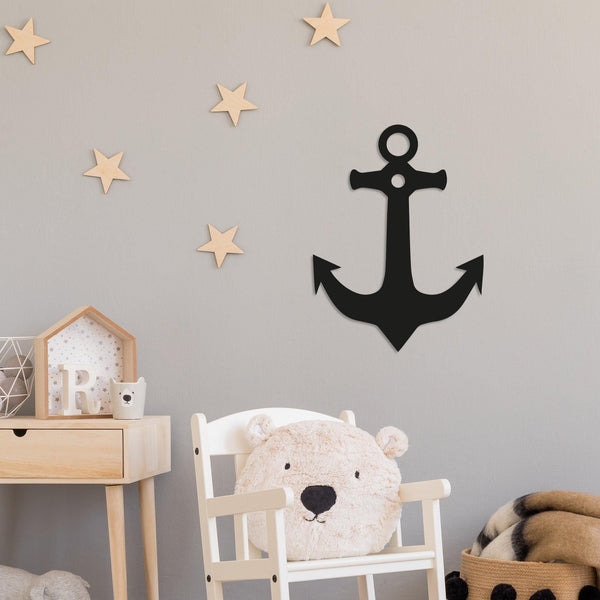 ANCHOR Wall Art-Metal Wall Art-[sale]-[design]-[modern]-Modern Furniture Deals