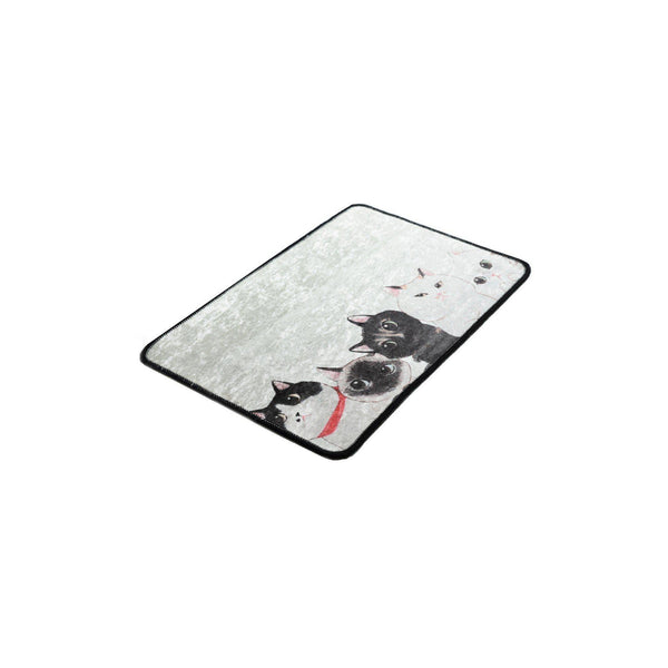 Angry Cats DJT 4 Bath Mat-Bath Mat-[sale]-[design]-[modern]-Modern Furniture Deals
