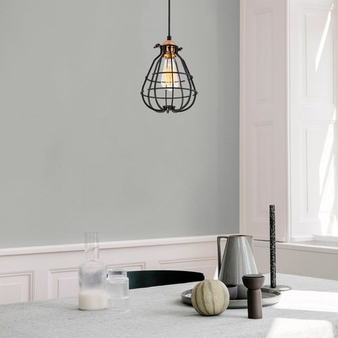 ANTE Single Ceiling Light Black-Ceiling Light-[sale]-[design]-[modern]-Modern Furniture Deals