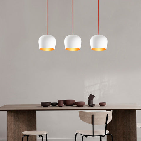 API 3 Inline Black Ceiling Light White-Ceiling Light-[sale]-[design]-[modern]-Modern Furniture Deals