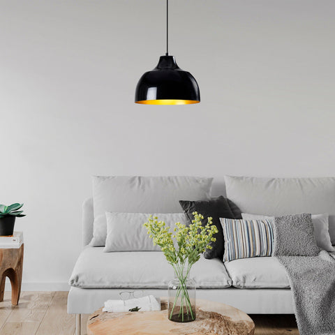 ARNADO Black Ceiling Light-Ceiling Light-[sale]-[design]-[modern]-Modern Furniture Deals