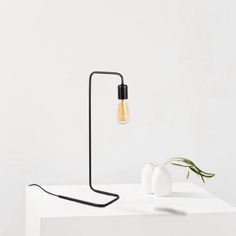 AROQ Black Table Lamp-Desk Lamp-[sale]-[design]-[modern]-Modern Furniture Deals