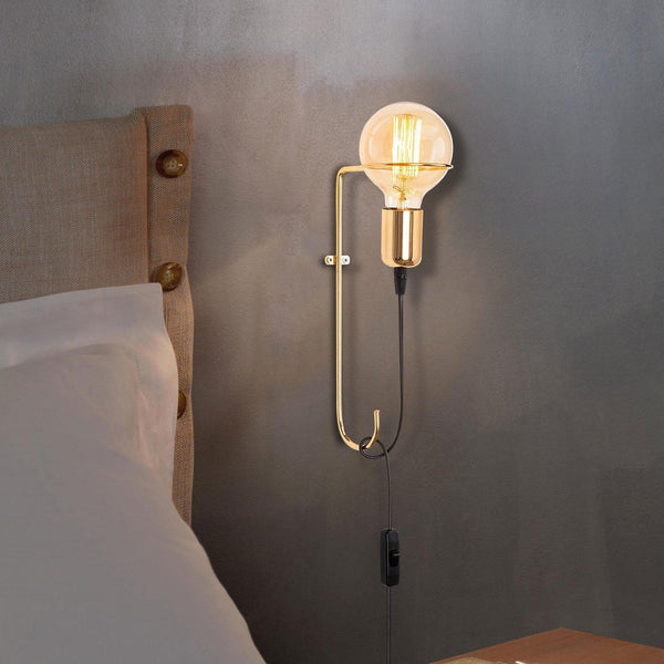 Arte Wall Light Gold-Modern Furniture Deals