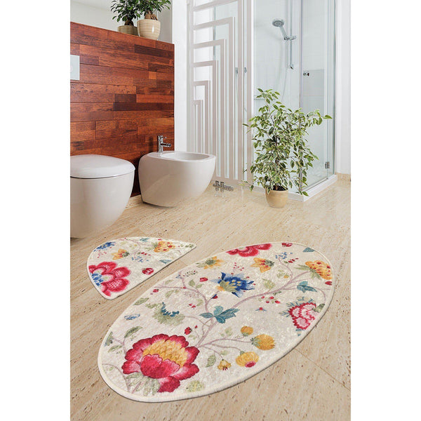 Arya Oval Bath Mat-Bath Mat-[sale]-[design]-[modern]-Modern Furniture Deals