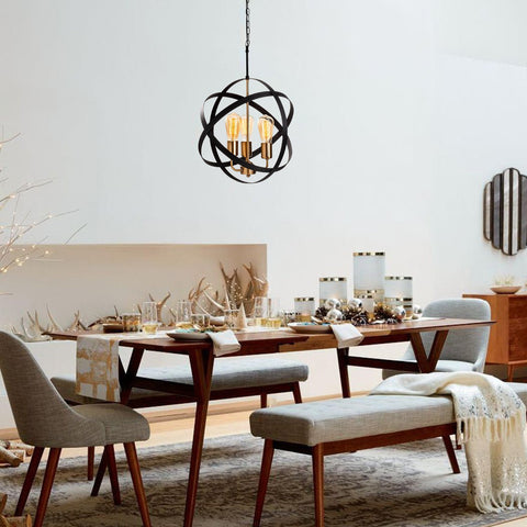 ATOM Antique Black Ceiling Light-Desk Light-[sale]-[design]-[modern]-Modern Furniture Deals
