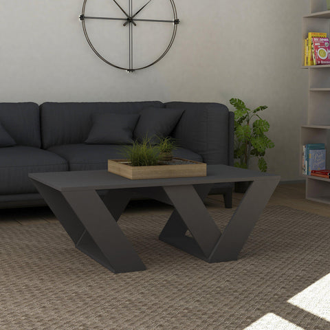 AURO Coffee Table Anthracite-FURNITURE>LIVING ROOM TABLES>COFFEE TABLES-[sale]-[design]-[modern]-Modern Furniture Deals