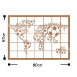 BALL - COPPER Wall Art-Metal Wall Art-[sale]-[design]-[modern]-Modern Furniture Deals