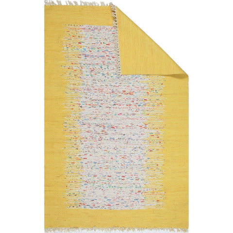 Bd 01 Rug - Yellow 120X180-Modern Furniture Deals