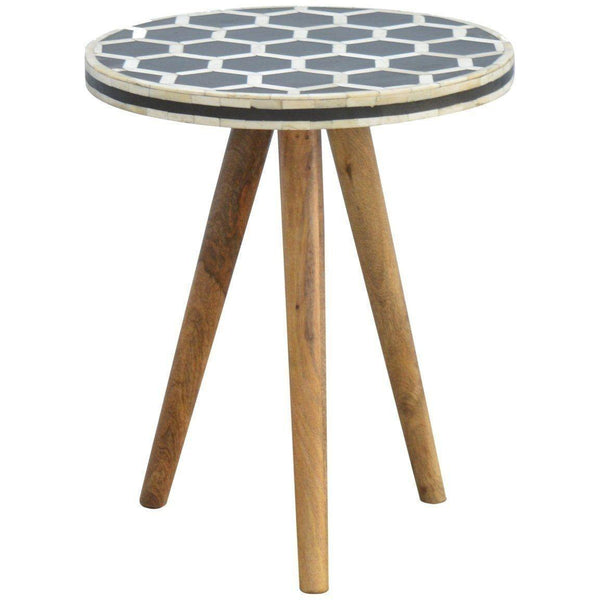 Bergen Tripod Stool-Modern Furniture Deals