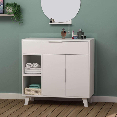 Bordox Cabinet-White-Modern Furniture Deals