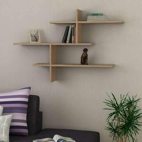 Brunch Bookshelf-Oak-Modern Furniture Deals