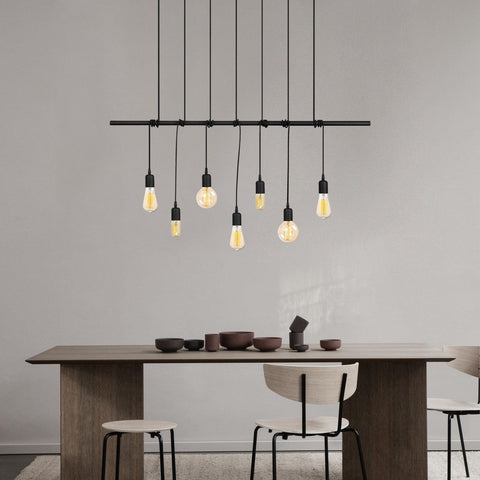 Bunch Pendulum 7 Ceiling Light-Modern Furniture Deals