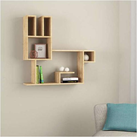 Bunny Shelf-Oak-Modern Furniture Deals